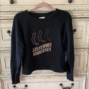 Madewell XS sweatshirt